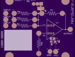 EE-Blox01 Linear DIY ELectronics Module