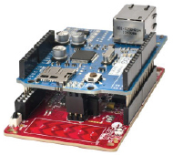 PSOC4 with Arduino shield
