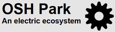 OSH Park PCB Logo