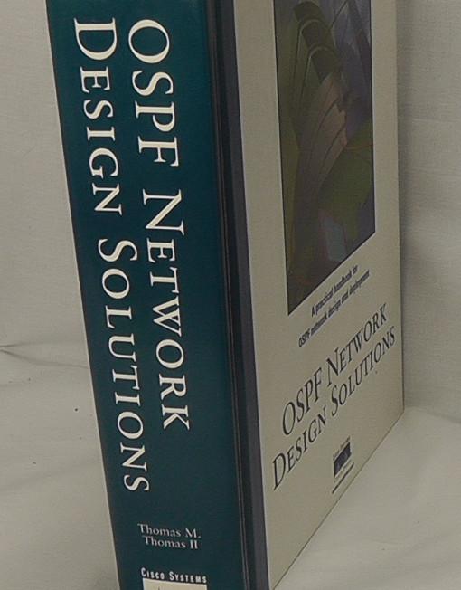 OSPF Network Design Solutions - Herdware.com