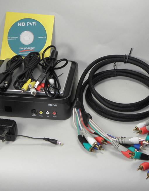 HD-PVR Hi Def Recorder