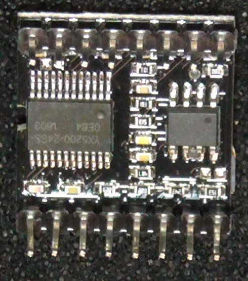 MP3 Module Underside