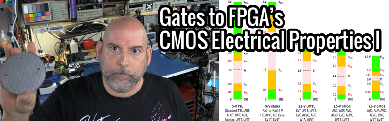 HOW CMOS WORKS: MOSFETS, JFETS, IGFETS AND MORE