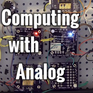 BIL HERD: COMPUTING WITH ANALOG