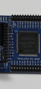 Cyclone FPGA Dev Board