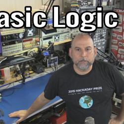 FROM GATES TO FPGA'S – PART 1: BASIC LOGIC